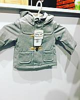 Куртка плащик для дівчинки Майорал (Mayoral) 68 см 6 міс