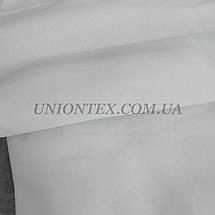 Футер трехнитка с начесом белая, фото 3