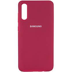 Чехол для Samsung Galaxy A70 (A705F), Silicone Case Full Protective