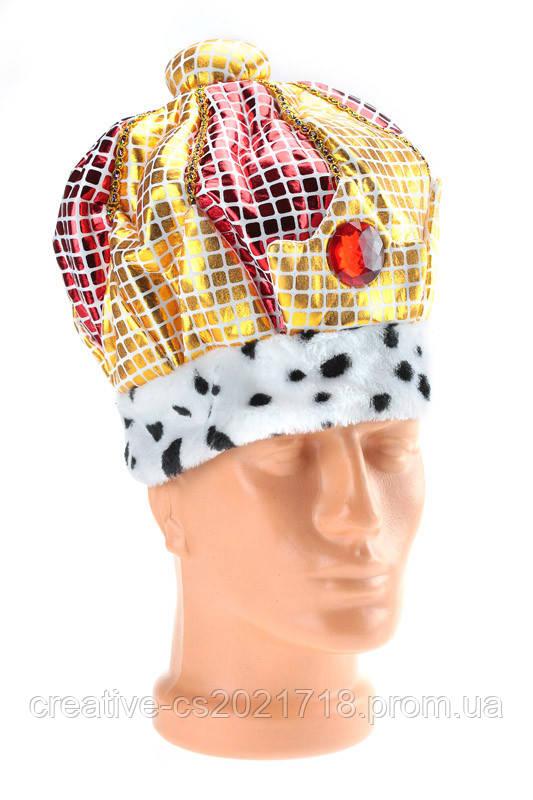 """Шляпа """"Царская золотая"""""""