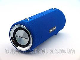 Hopestar H39 портативная влагозащищенная портативная колонка 10W USB, Bluetooth FM, синяя, фото 2