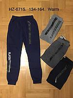 Спортивные утепленые штаны для мальчиков Active Sports (рост 134-164)