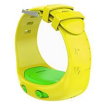 Детские часы с GPS-трекером G65 Розовые  смарт часы  умные часы, фото 3