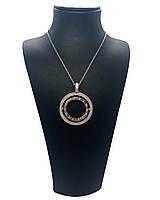 "Двухсторонний вращающийся кулон из серебра 925 My Jewels в стиле Pandora модель ""Вращающиеся сердца"", фото 1"