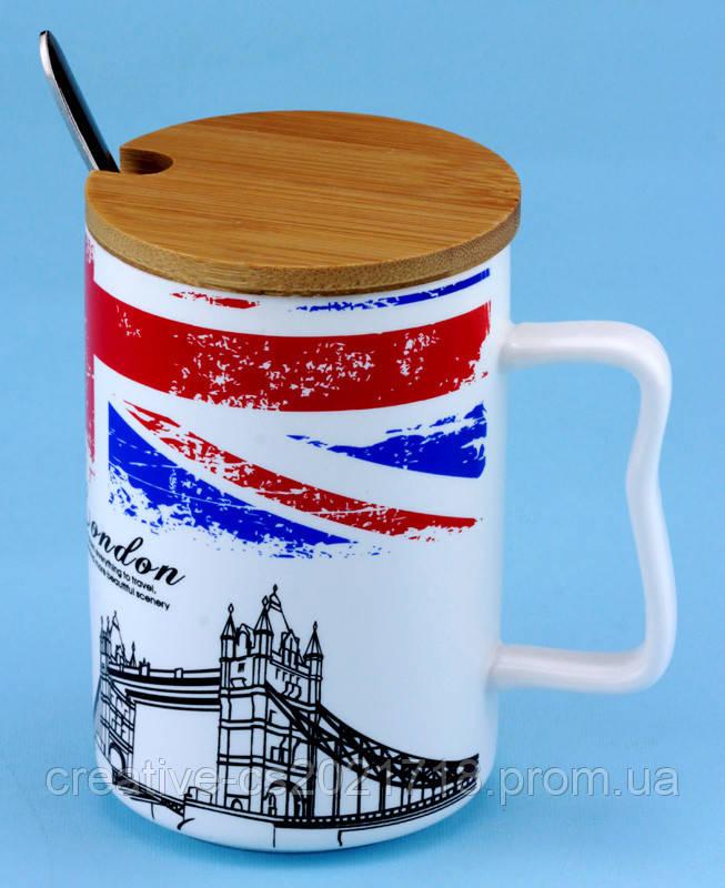 Чашка LONDON SKY Тауэрский мост