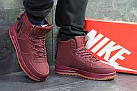 Мужские зимние кроссовки в стиле Nike Air Force, 44 (28,2 см)