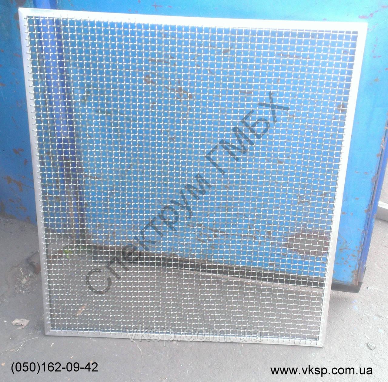 Коптильная сетка 890х990 ячейка 15х15х2