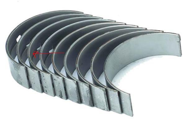 Вкладиші СМД Р3 шатун (комплектлект)