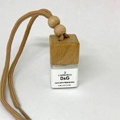 Парфюм-куб белый в автомобиль масляный Dolce Gabbana L`Imperatrice 8ml