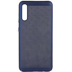 Чехол для Samsung Galaxy A70 (A705F), Grid case, ультратонкий, дышащий