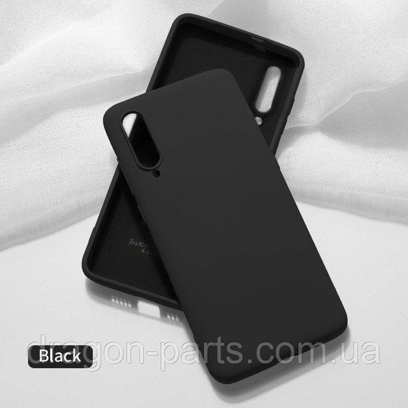 Чехол Силикон My Choice для Samsung Galaxy A30 черный