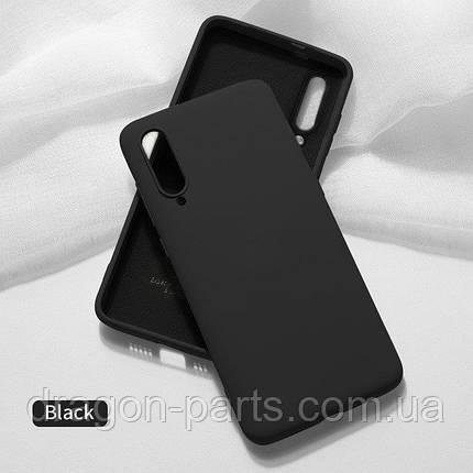 Чехол Силикон My Choice для Samsung Galaxy A30 черный, фото 2