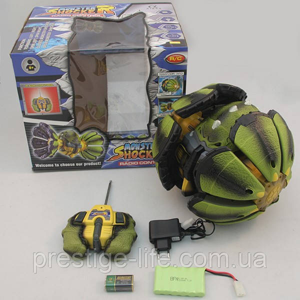 Радіокерований великий бакуган Monster Shocker - 5888