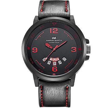 Чоловічі годинники HANNAH MARTIN red