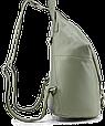 Женский кожаный рюкзак Picard Luis серый 17 л, фото 4