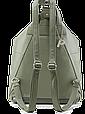 Женский кожаный рюкзак Picard Luis серый 17 л, фото 5