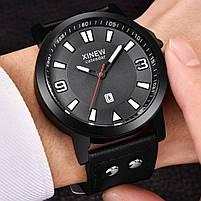 Часы наручные мужские XINEW black, фото 2
