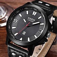 Часы наручные мужские XINEW black, фото 3
