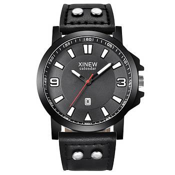 Годинники наручні чоловічі XINEW black