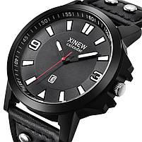Часы наручные мужские XINEW black, фото 6