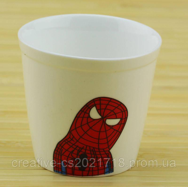 Стакан детский spiderman