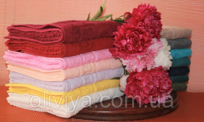 Набор полотенец персиковый, фото 2