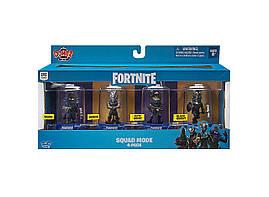 Набір фігурок Фортнайт Jazwares Fortnite Domez: Launch Squad 4 Pack
