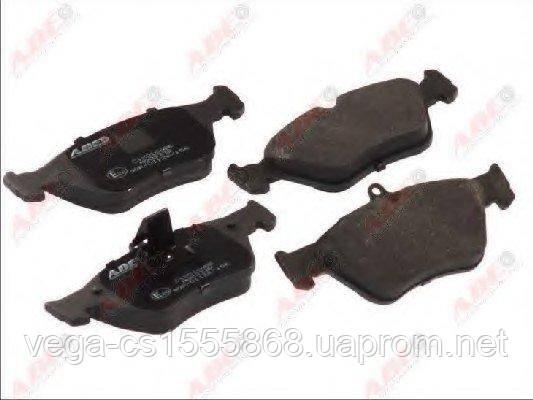Тормозные колодки Abe C1X016ABE на Opel Calibra / Опель Калибра