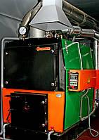 Котел твердотопливный Kriger КВм(а) с механической подачей топлива