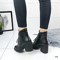 Ботинки на каблуке,, фото 1