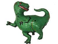 Воздушный фольгированный шар Тиранозавр 88х90 см