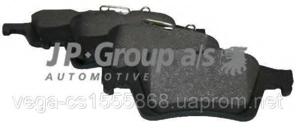 Тормозные колодки JP group 1263700610 на Opel Vectra / Опель Вектра