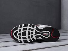 Мужские кроссовки в стиле Nike Air Max 97 Silver, фото 3