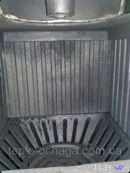 чугунная печь дюваль