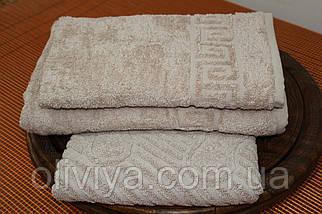 Набор полотенец кирпичный, фото 2