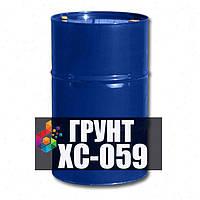 Грунт ХС-059 для защиты металлических и железобетонных конструкций химстойкий