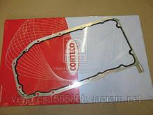 Прокладка масляного поддона Corteco 026321P на Opel Calibra / Опель Калибра