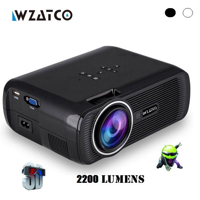 Проектор Wzatco CTL-81 UP на Android 6.0