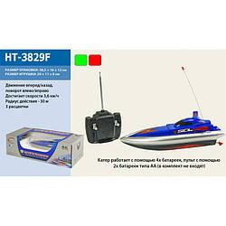 Катер на радіокеруванні HT-3829F дитяча іграшка на воді