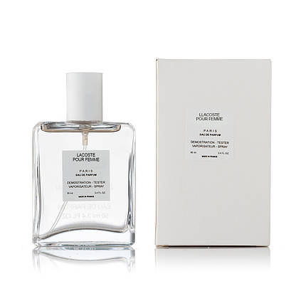 Lacoste pour femme - White Tester 50ml, фото 2