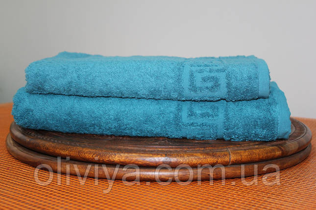 Набор полотенец морская волна, фото 2