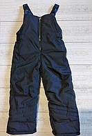 Зимние штаны полукомбинезон (комбинезон) р 92 - 128 см