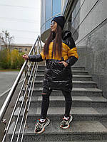 Куртка оверсайз JMEIQ зима 2020