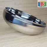 Сковорода сотейник с керамическим покрытием Размер 28 см Swiss Zurich 28cм SZ-155-28 Швейцария, фото 5