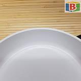 Сковорода сотейник с керамическим покрытием Размер 28 см Swiss Zurich 28cм SZ-155-28 Швейцария, фото 7