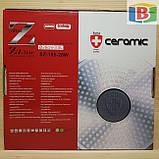 Сковорода сотейник с керамическим покрытием Размер 28 см Swiss Zurich 28cм SZ-155-28 Швейцария, фото 10