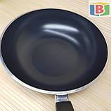 Сковорода сотейник с керамическим покрытием Размер 28 см Giakoma 1015/28, фото 3