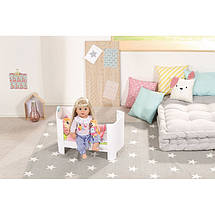 Кроватка для куклы 43 см Baby Born Zapf Creation 827420, фото 2