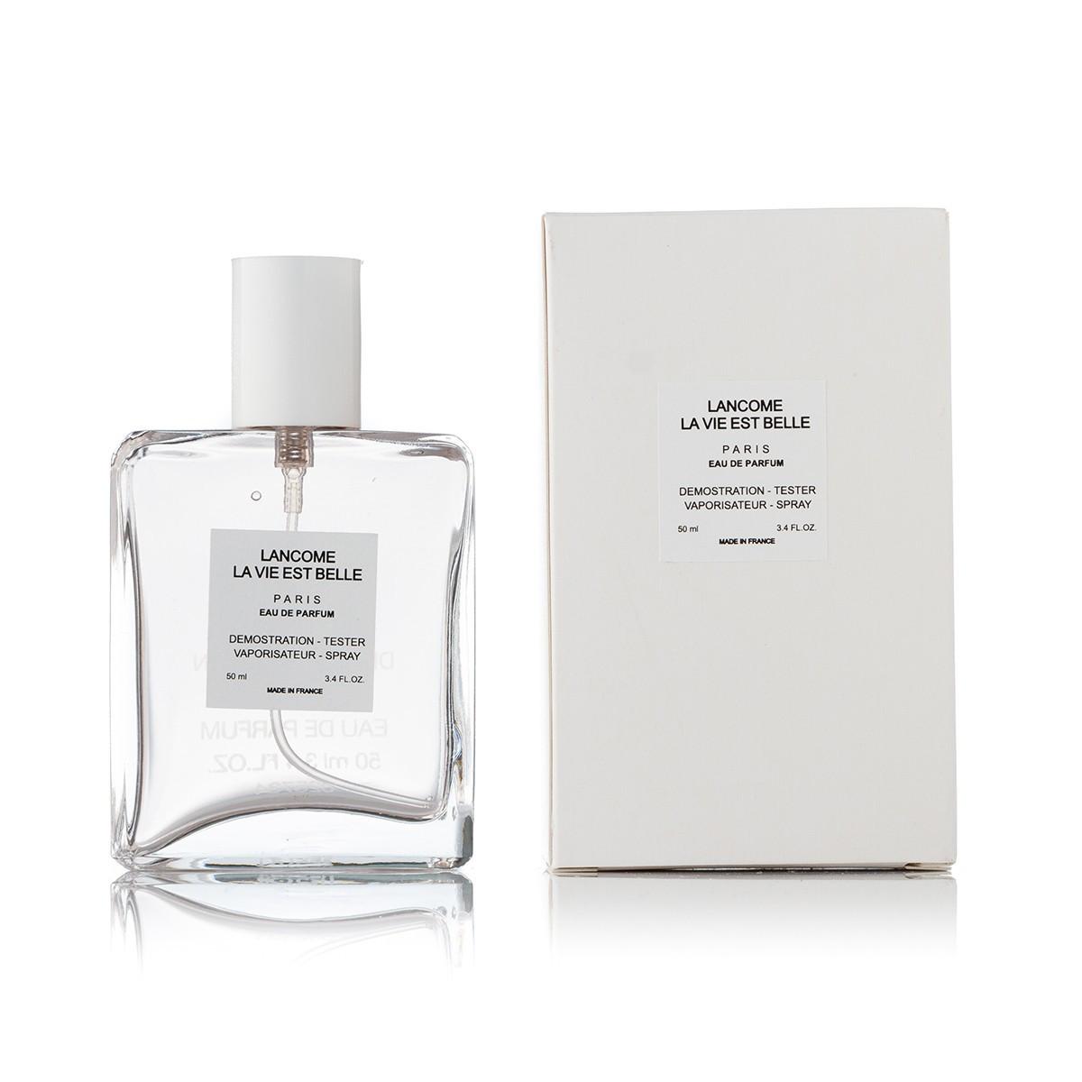 Lancome La Vie Est Belle - White Tester 50ml