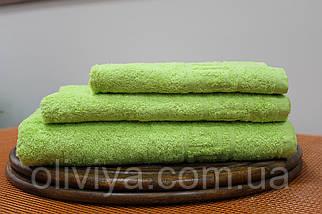 Набор полотенец оранжевый, фото 2